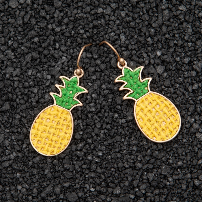 Picture of Coral Island Earrings