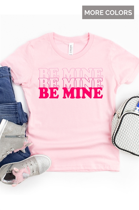 Picture of Youth Be Mine Graphic Tee